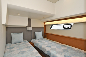 50' Prestige 500 S 2017 Guest Stateroom