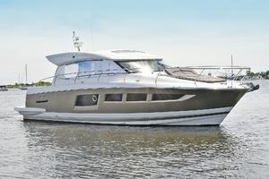 50' Prestige 500 S 2017 Starboard Bow