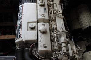 45' Viking 40 Sportfish 1978 Port Engine