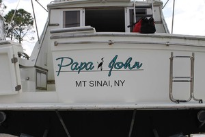 photo of Viking 40 Sportfish - Papa John