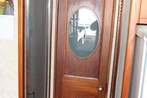 45' Viking 40 Sportfish 1978 Forward Cabin Door