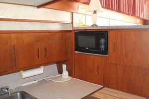 45' Viking 40 Sportfish 1978 Microwave