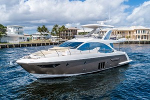 50' Azimut 50 Flybridge 2016 Port Profile