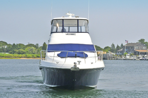 58' Sea Ray 58 Sedan Bridge 2007 Bow