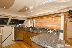 58' Sea Ray 58 Sedan Bridge 2007 Galley