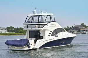 58' Sea Ray 58 Sedan Bridge 2007 Starboard Side Stern