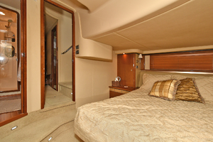58' Sea Ray 58 Sedan Bridge 2007 Master Stateroom