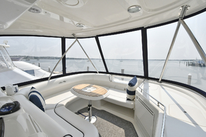 58' Sea Ray 58 Sedan Bridge 2007 Flybridge Seating