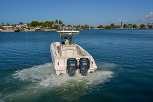 30' Wellcraft Scarab 30 Tournament 2008 F250 Yamaha