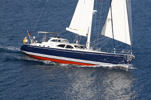 73' X-yachts 2016 2002