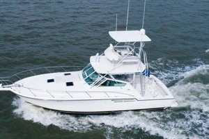 41' Tiara Open 1997 View from Above