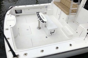 50' Henriques Flybridge 2017 Cockpit