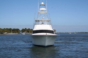 62' Titan 62 Custom Carolina Sportfish 2004 Bow View