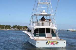 62' Titan 62 Custom Carolina Sportfish 2004 Port Aft Quarter