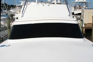 62' Titan 62 Custom Carolina Sportfish 2004 Foredeck