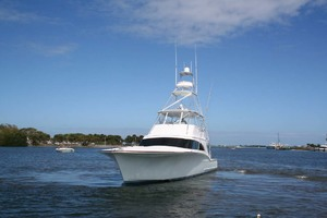 62' Titan 62 Custom Carolina Sportfish 2004 Port Bow View