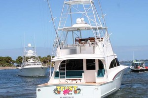 62' Titan 62 Custom Carolina Sportfish 2004 Starboard Aft Quarter