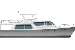 64' Offshore Yachts Pilothouse 2020