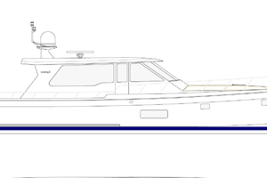 54' Offshore Yachts Sport Sedan 2019