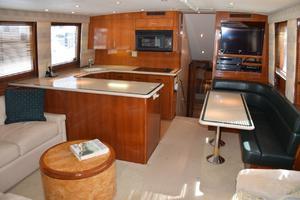 55' Hatteras Sport Fisherman Convertible 2000