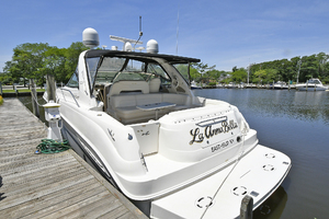 46' Sea Ray 46 Sundancer 2000 Transom