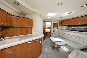 46' Sea Ray 46 Sundancer 2000 Salon