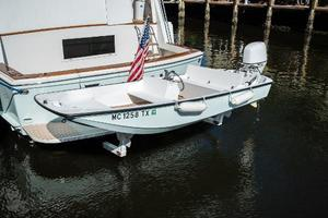 63' Hatteras 63 Cockpit Motor Yacht 1987 Tender Not Included But Negotiable