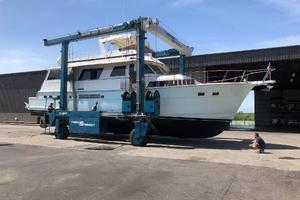 63' Hatteras 63 Cockpit Motor Yacht 1987