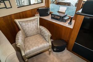63' Hatteras 63 Cockpit Motor Yacht 1987 Wi-Fi, Printer, Bose Sound System