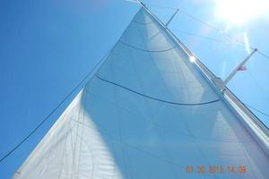 49' Nordia Van Dam 49 1989 Main  - under sail
