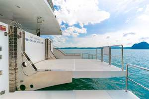 120' Custom Incat Crowther 37m Power Catamaran 2012