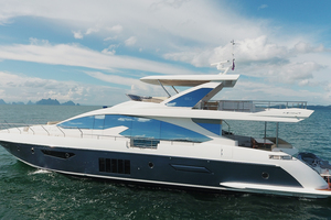 82' Azimut  2016 Azimut 80 for sale