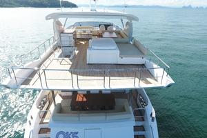 83' Azimut  2016 OKS for sale