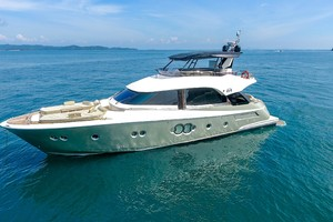 70' Monte Carlo Yachts  2015