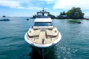 70' Monte Carlo Yachts Monte Carlo Yachts 70 2015 Wasana - Monte Carlo Yachts for sale