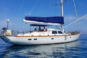 73' Sensation Yachts  1997 Opus 73 aft stbd