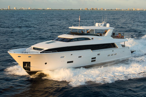 photo of Hatteras Raised Pilothouse -