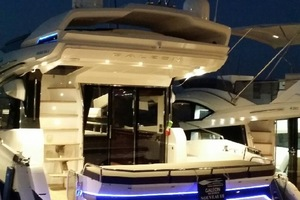 56' Galeon 560 SKYDECK 2017