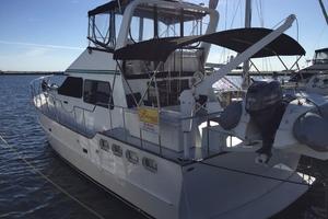 Bruce Roberts 44' Motor Yacht 1990 Comfortably Numb