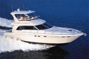 52' Sea Ray 480 Sedan Bridge 2001