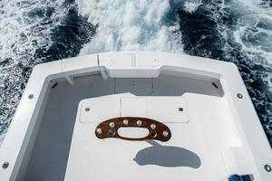 58' Viking 58 Convertible 2000 Cockpit Aft