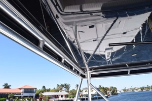 60' Bertram 60 Convertible 1998 Upper Helm Top