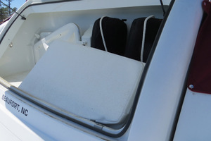37' Formula 37 Pc 2014 Transom Locker