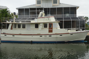 56' Morgan Long Range Cruiser 1971 PROFILE