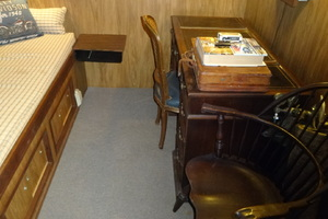 56' Morgan Long Range Cruiser 1971 OFFICE / STATEROOM CABIN