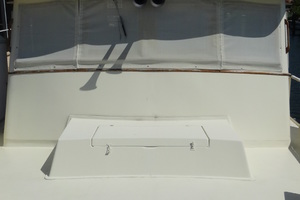 56' Morgan Long Range Cruiser 1971 CABIN / FOREDECK