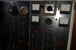 56' Morgan Long Range Cruiser 1971 PILOTHOUSE ELECTRICAL PANEL