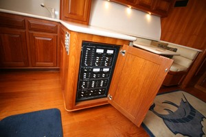 54' Scarborough Ricky Scarborough Custom Carolina Express 2004 Electrical Panel