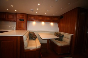54' Scarborough Ricky Scarborough Custom Carolina Express 2004 Dinette