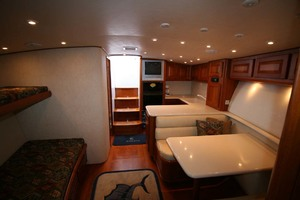 54' Scarborough Ricky Scarborough Custom Carolina Express 2004 Looking AFt